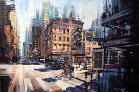 Szumy miasta - NYC poranek