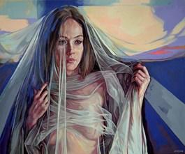Obraz do salonu artysty Marcin Jaszczak pod tytułem Jutrzenka