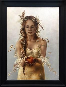 Obraz do salonu artysty Patrycja Kruszynska-Mikulska pod tytułem Ewa