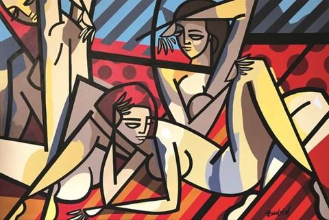 Obraz do salonu artysty Marcin Gregorczuk pod tytułem Made of sun