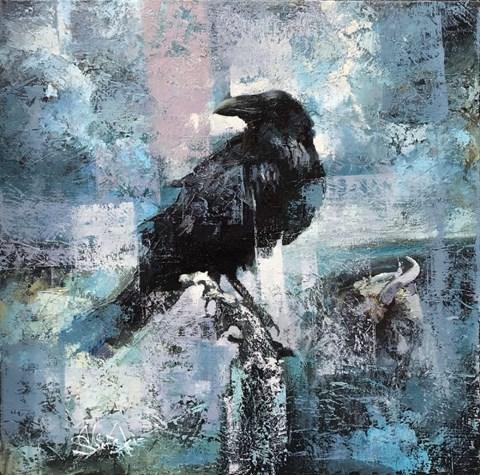 Obraz do salonu artysty Alex Sporski pod tytułem Różnorodna pogoda
