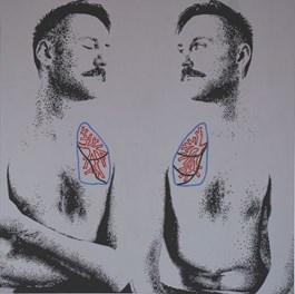 Obraz do salonu artysty Bartłomiej Jarmoliński pod tytułem Pulmones