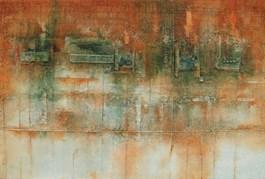 Obraz do salonu artysty Stanisław Tomalak pod tytułem Bez tytułu