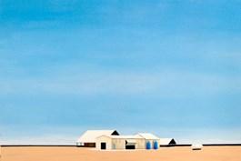 Obraz do salonu artysty Łukasz Ratajczyk pod tytułem Arizona farm