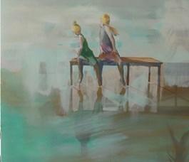 Obraz do salonu artysty Marta Szarek-Michalak pod tytułem Sisters