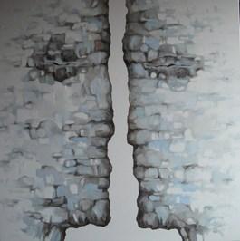 Obraz do salonu artysty Wit Bogusławski pod tytułem Tell it to me