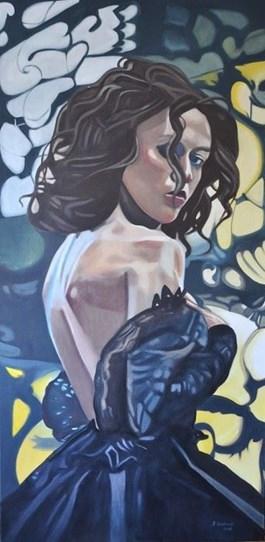 Obraz do salonu artysty Mateusz Dolatowski pod tytułem Glass