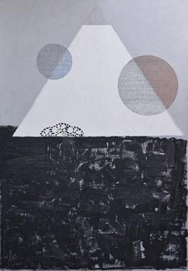 Obraz do salonu artysty Marlena Wąsowska pod tytułem Bliskie spotkania
