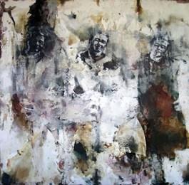 Obraz do salonu artysty Małgorzata Majerczyk-Sieczka pod tytułem Dziecko