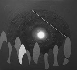 Obraz do salonu artysty Marek Ejsmond-Ślusarczyk pod tytułem Nokturn