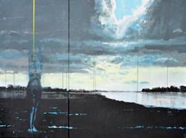 Obraz do salonu artysty Artur Wąsowski pod tytułem Conventra con Deus (dyptyk)