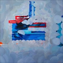 Obraz do salonu artysty Rafał Knop pod tytułem The City IV