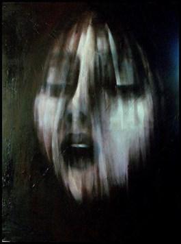 Obraz do salonu artysty Tatai Tatai pod tytułem Euridike