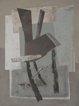 Obraz do salonu artysty Lidia Kokoszka pod tytułem Obiekt 4