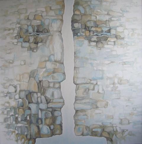 Obraz do salonu artysty Wit Bogusławski pod tytułem The whisper