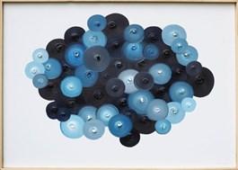 Obraz do salonu artysty Wojciech Ćwiertniewicz pod tytułem Bez tytułu (239)