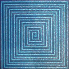 Obraz do salonu artysty Jacek Malinowski pod tytułem Przymierze III