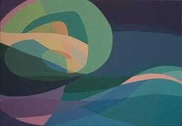 Obraz do salonu artysty Joanna Sułek-Malinowska pod tytułem Splątanie kwantowe