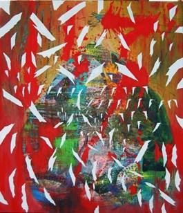 Obraz do salonu artysty Anna Jarzymowska pod tytułem Talfamadoria