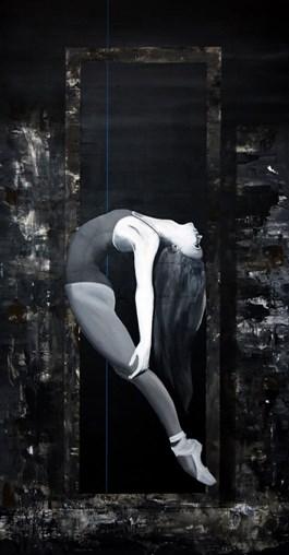 Obraz do salonu artysty Daniel Białowąs pod tytułem Ingenium XI