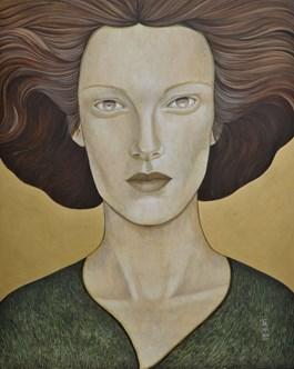 Obraz do salonu artysty Katarzyna Kołtan pod tytułem Vera