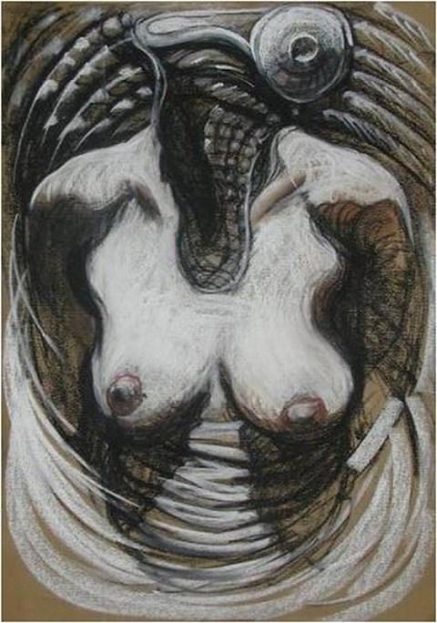Obraz do salonu artysty Aleksander Marek Korman pod tytułem Covet