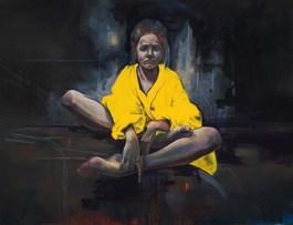 Obraz do salonu artysty Angelika Korzeniowska pod tytułem Tanabata-web