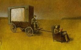 Obraz do salonu artysty Paweł Kuczyński pod tytułem Imagination