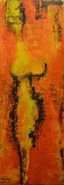 Obraz do salonu artysty Magdalena Malinowska pod tytułem Three views 2