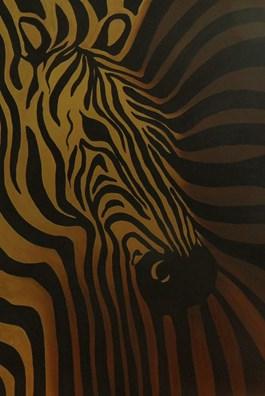 Obraz do salonu artysty Dominika Radomska pod tytułem Złoty Mocarz