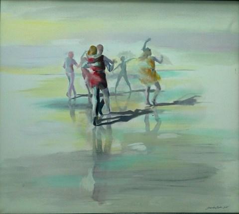 Obraz do salonu artysty Marta Szarek-Michalak pod tytułem Dance.Life.Dance.