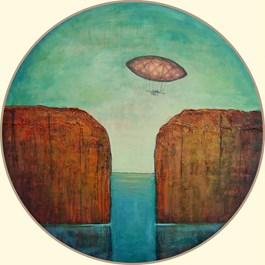 Obraz do salonu artysty Sabina Maria Grzyb pod tytułem Volare II
