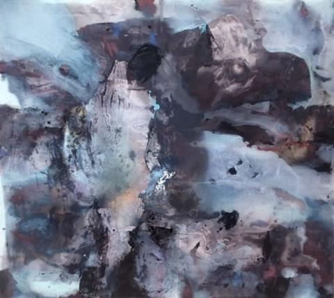 Obraz do salonu artysty Małgorzata Majerczyk-Sieczka pod tytułem Nierozpoznany
