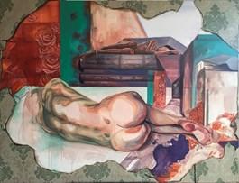 Obraz do salonu artysty Angelika Korzeniowska pod tytułem Wspomnienie