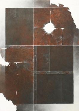 Obraz do salonu artysty Bartosz Stępiński pod tytułem Wytrwam