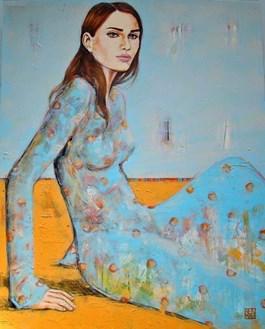 Obraz do salonu artysty Renata Magda pod tytułem Ulotne chwile