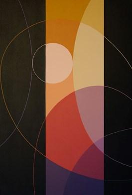 Obraz do salonu artysty Joanna Sułek-Malinowska pod tytułem Miasto L