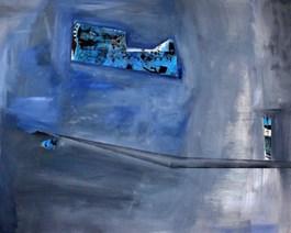 Obraz do salonu artysty Magdalena Karwowska pod tytułem Kiedy ranne wstają zorze