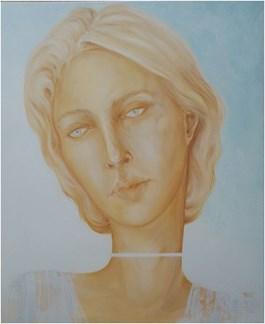 Obraz do salonu artysty Tatai Tatai pod tytułem Gioconda
