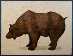 Brązowy niedźwiedź