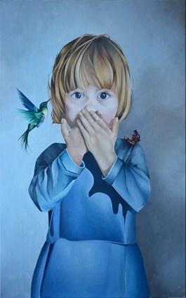 Obraz do salonu artysty Milena Brudkowska pod tytułem Raj
