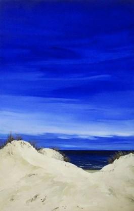 Obraz do salonu artysty Svitlana Bezkorovaina pod tytułem Nad Bałtykiem