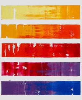 Obraz do salonu artysty Bartek Pszon pod tytułem Abstract lines I