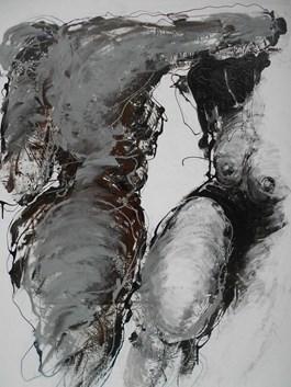 Obraz do salonu artysty Andrzej Domżalski pod tytułem Propozycja niemoralna