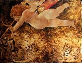 Obraz do salonu artysty Sylwia Perczak pod tytułem Do trzech razy sztuka