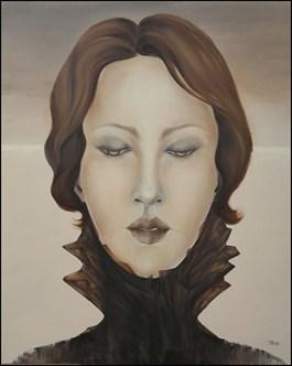 Obraz do salonu artysty Tatai Tatai pod tytułem Tosca