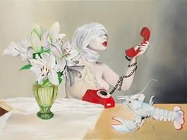 Obraz do salonu artysty Katarzyna Pieczyńska pod tytułem Alexander