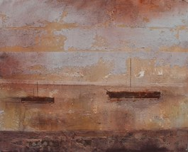 Obraz do salonu artysty Stanisław Tomalak pod tytułem Fragment 373