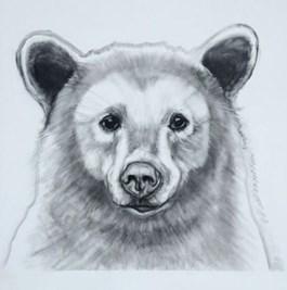 Obraz do salonu artysty Michael Torzecki pod tytułem Niedźwiedź