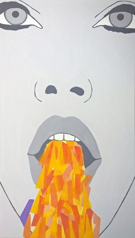 Obraz do salonu artysty Milionerboy pod tytułem Energia 4